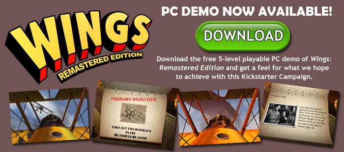 PC Demo Available. Download now!