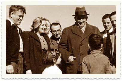 During a transatlantic voyage in 1920, young journalist Dorothy Thompson struck up an acquaintance with a group of leading Zionists, including Chaim Weizmann. Although she would later part company with Zionism, she always referred to Weizmann respectfully