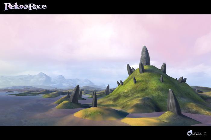 Relax & Race Landscape
