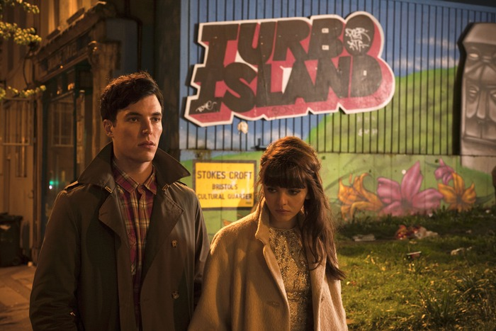 Tom Hughes and Ophelia Lovibond