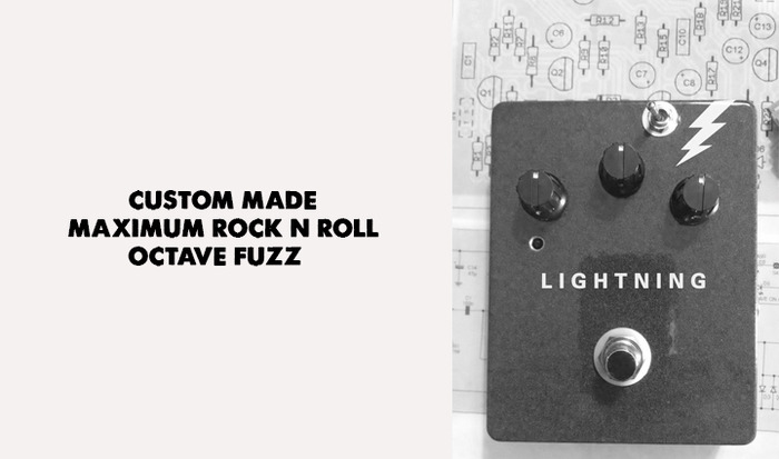 Lightning Maximum Rock n Roll Octave Fuzz