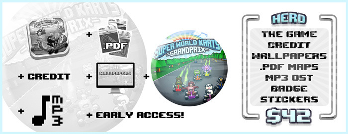 A pack of stickers and badges with various character and game art combinatons
