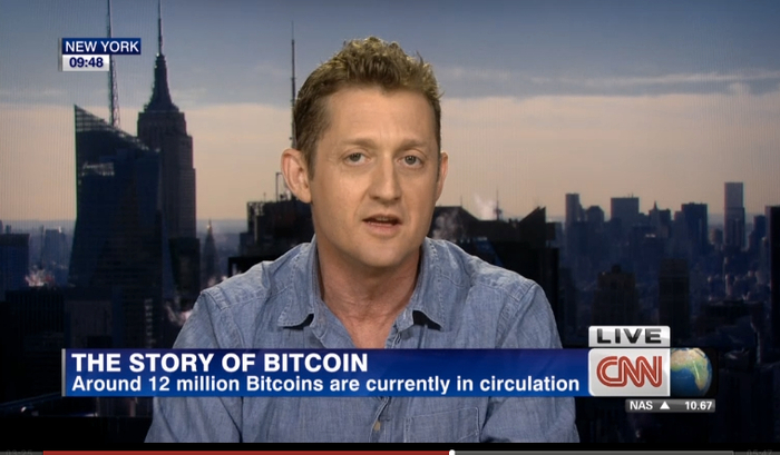 Alex Winter On CNN