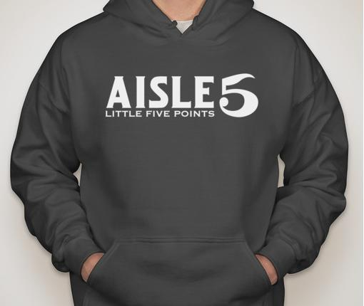 Everyone loves a good hoodie (foil-transfer, so it shines)