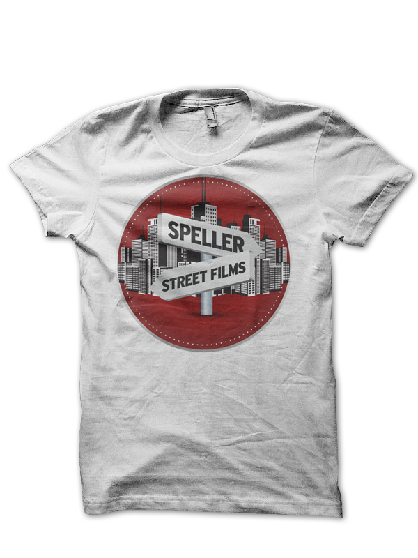 SPELLER STREET FILMS T-Shirt