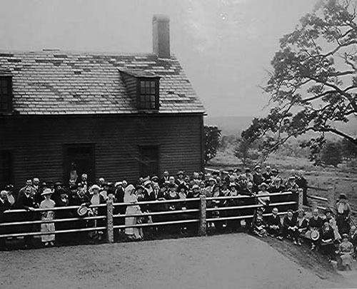 Shaker Museum Opening 1922