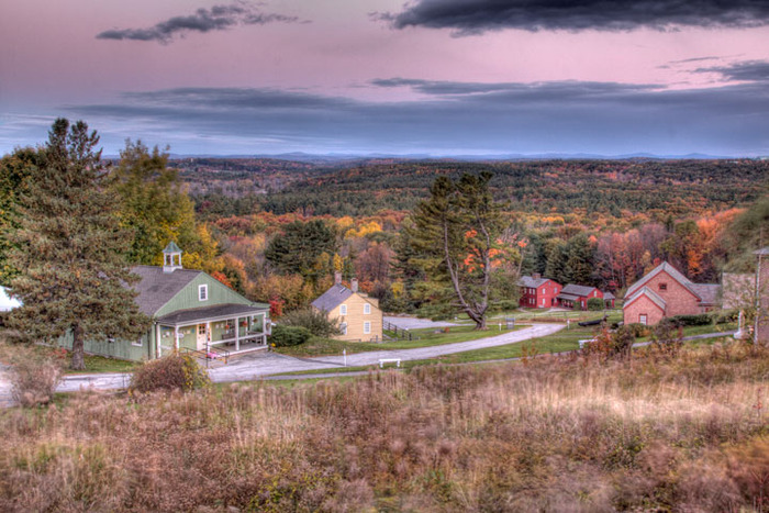 Fruitlands Museum today