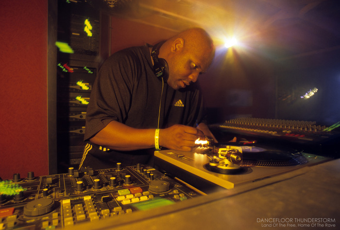 Carl Cox, live in Santa Monica, March 1999