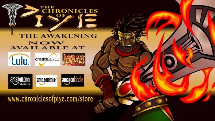 Where to Buy Chronices of Piye Comics & Graphic Novel Online