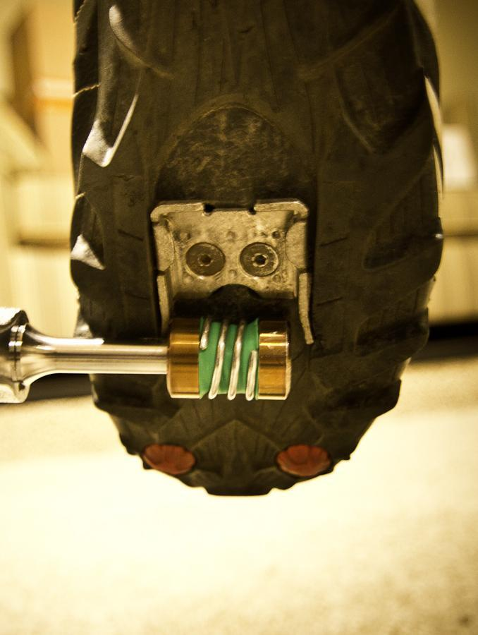 Enganche calas Infinity Pedals