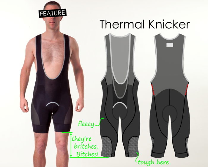 ... existing FEATURE compared to FEATURE THERMAL KNICKER.