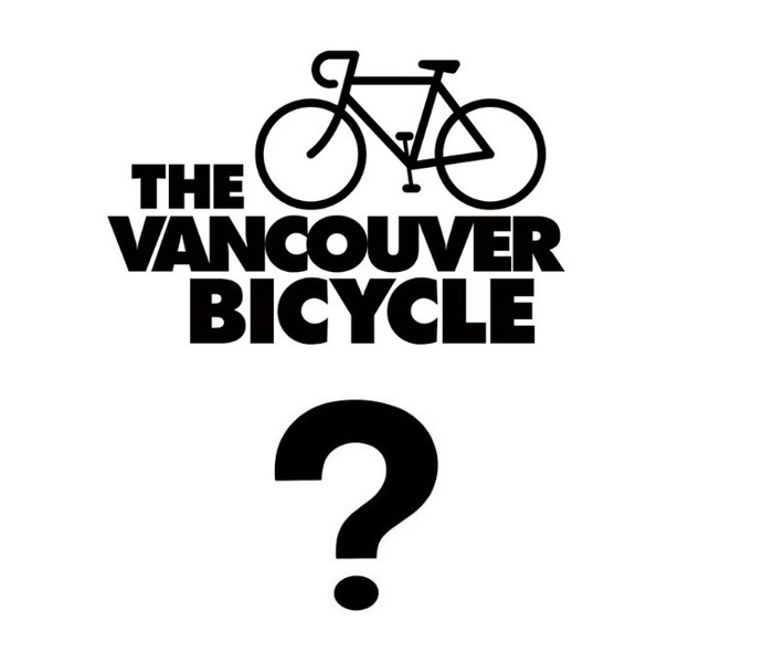 REWARD #14 YOUR BIKE AS A BACK COVER MODEL AND A COPY OF THE VANCOUVER BICYCLE
