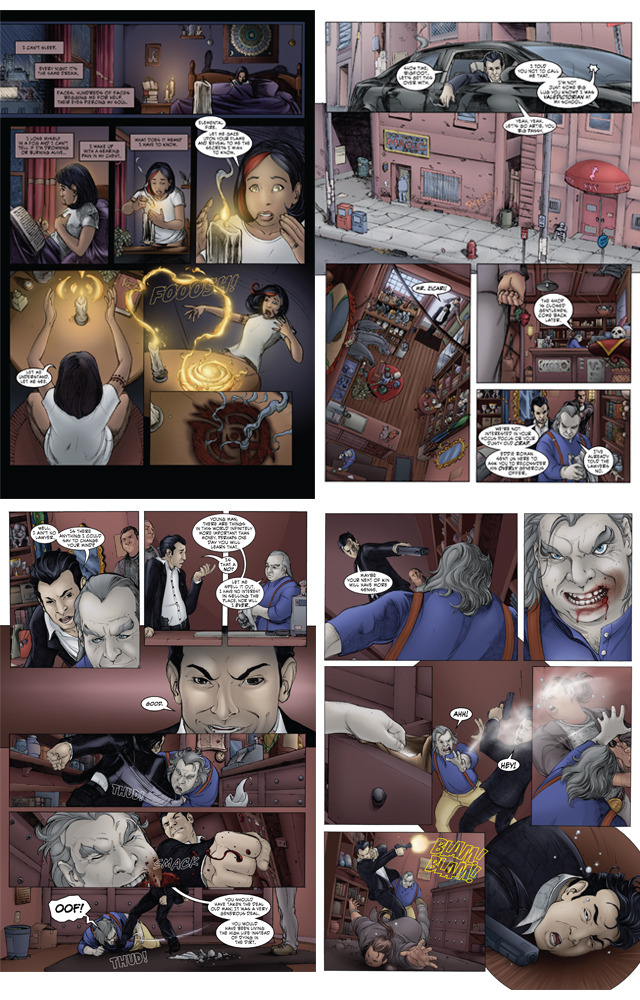 COTV#1 Pages 1-4
