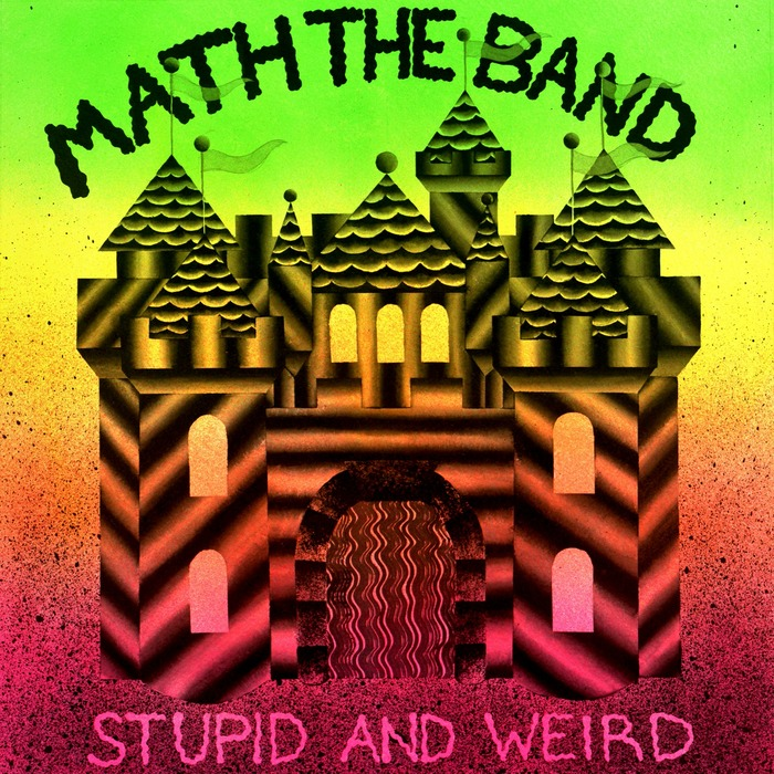 """Stupid and Weird"" Front cover"
