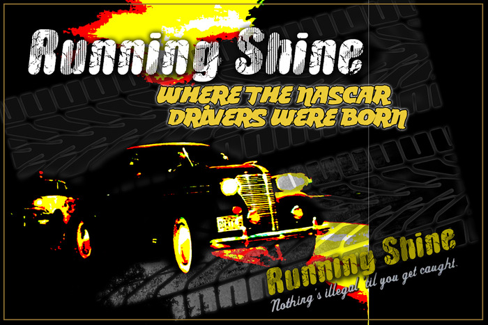 Running Shine, Moonshine Run, The rules have changed, but the stakes are still High!