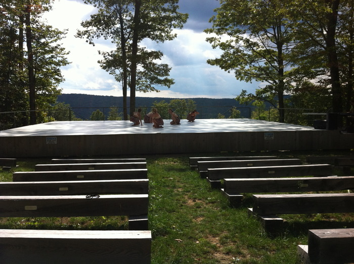 Jacob's Pillow 2012