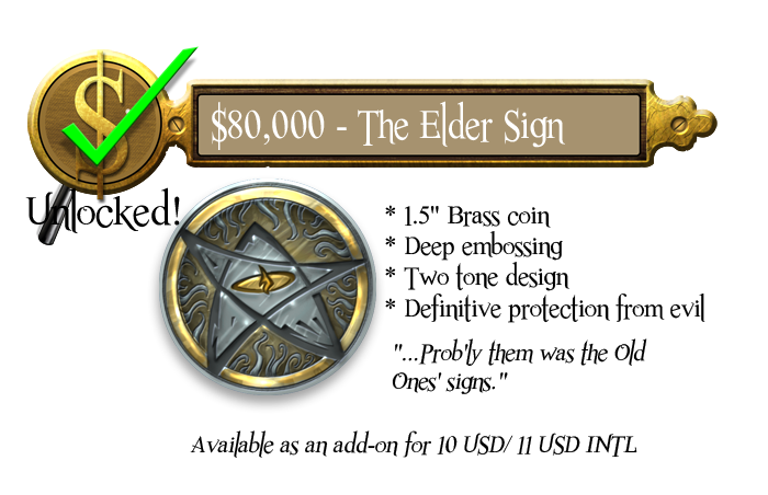 80k - The Elder Sign - Unlocked