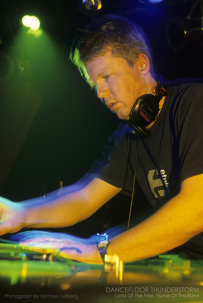 John Digweed @ the Viper Room, L.A. 1999