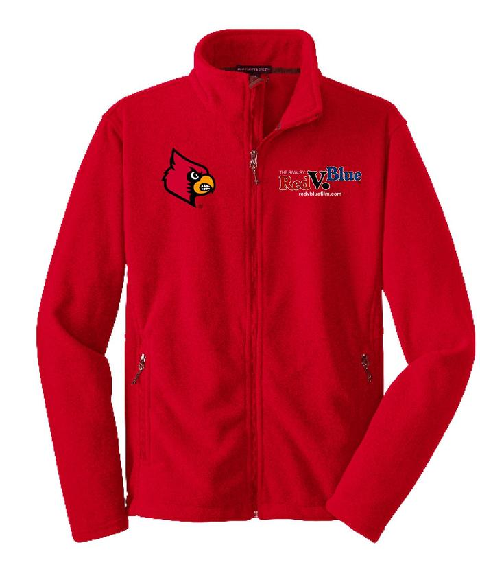 "Official ""I AM RED"" Film Fleece"