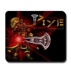 Chronicles of Piye Mouse Pad