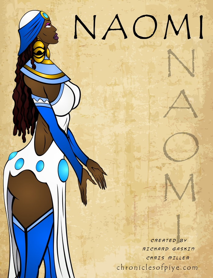 Naomi - From Chronicles of Piye