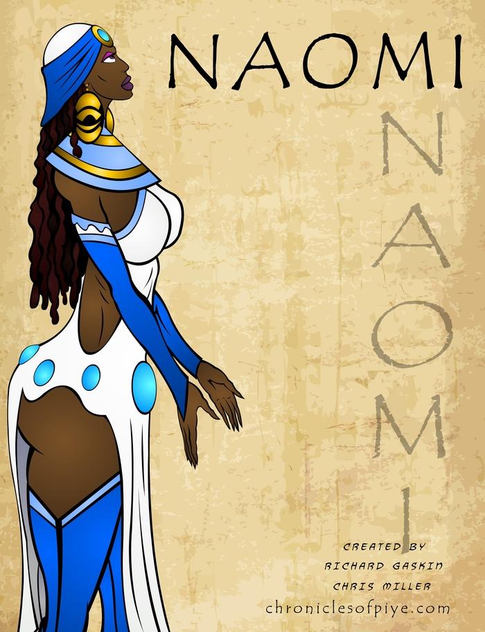 Naomi - From Chronicles of Piye