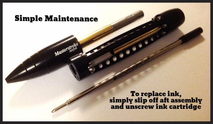 Simple maintenance