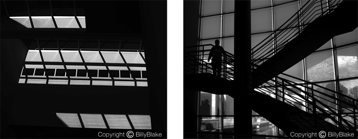 Left: from Light Studies; Right: from Favorites