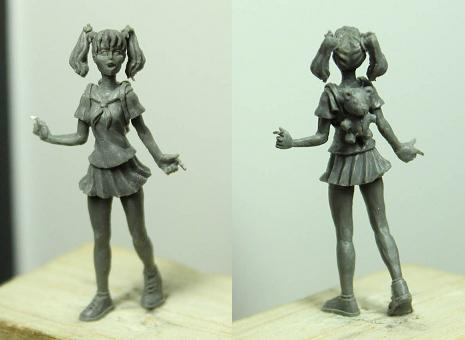 Sculpt by Minx Studio.
