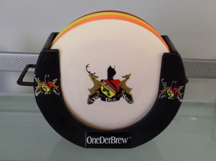 OneDerBrew Disc Golf set
