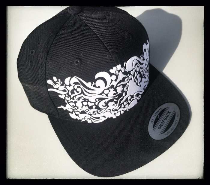 Limited Edition Flat Brim, Designed by Lynsey