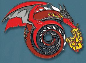 Wyrd Con Kickstarter Dragon Sigil