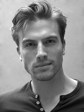 Luke Gulbranson, a NY based actor will be playing the role of Drew Sheridan