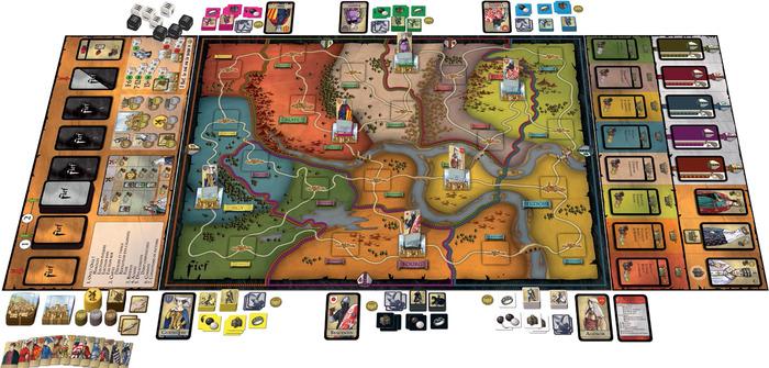 fief board game rules pdf