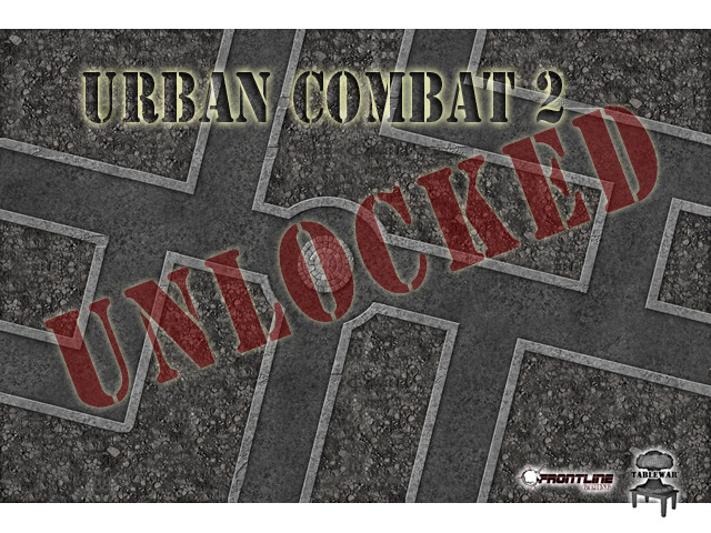 Urban Combat 2: Under development by Art team.