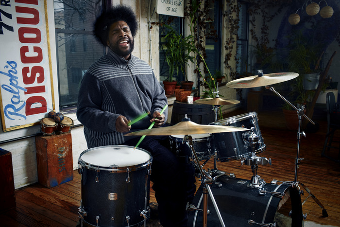 Questlove - The Roots