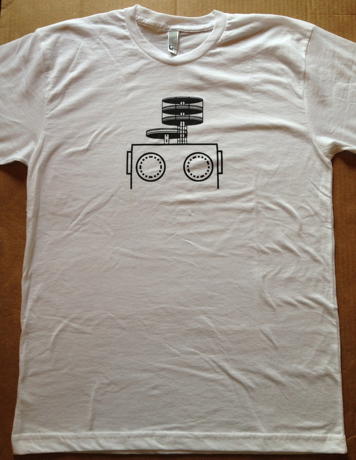 The Vintage Robot T-Shirt