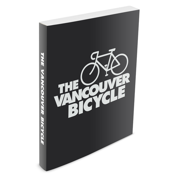 REWARD #7 A COPY OF THE VANCOUVER BICYCLE