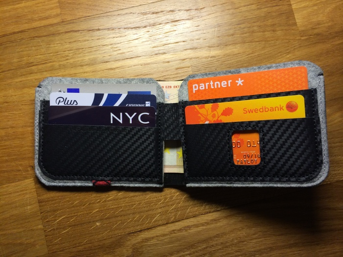 Y.O.D.A. RFID Blocking Wallet