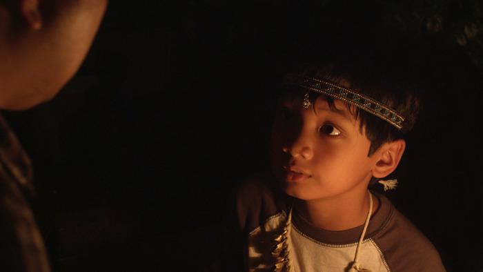 """Lucas Javier as """"JoJo"""""""