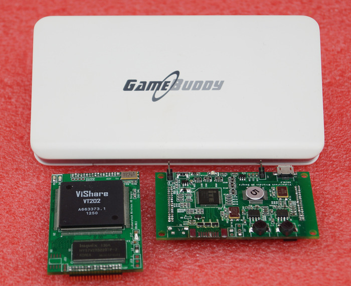 GameBuddy Prototype PCBs