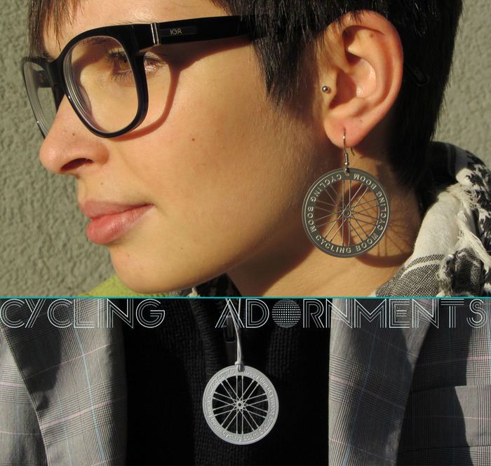 Cyclingboom Adornments (click for more pictures)