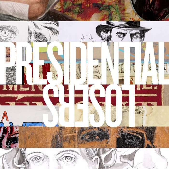 Presidential Losers digital cover