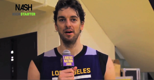 Pau Gasol talks about his favorite Steve Nash memory.