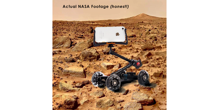 BREAKING NEWS FLASH!!! Curiosity gets an UPGRADE! Mars images have never been so good.