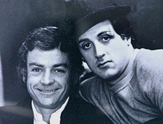 """John G. Avildsen and Sylvester Stallone, """"Rocky"""" (1976)"""