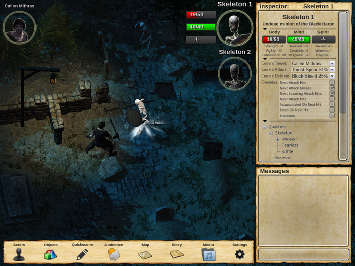 PROTOTYPE SCREENSHOT.