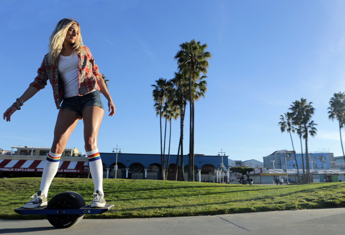 Onewheel The Self Balancing Electric Skateboard By