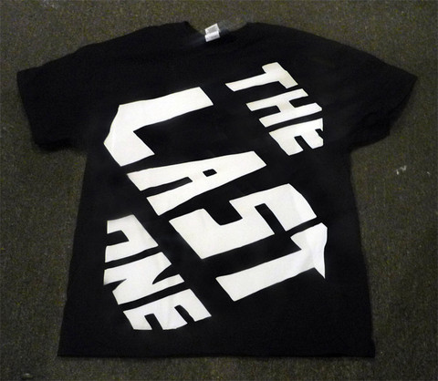 The Last One T-Shirt in Black ($75+)