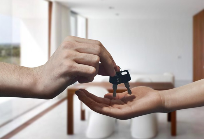 Give key to trusted individual or keep out of easy reach, such as at work.